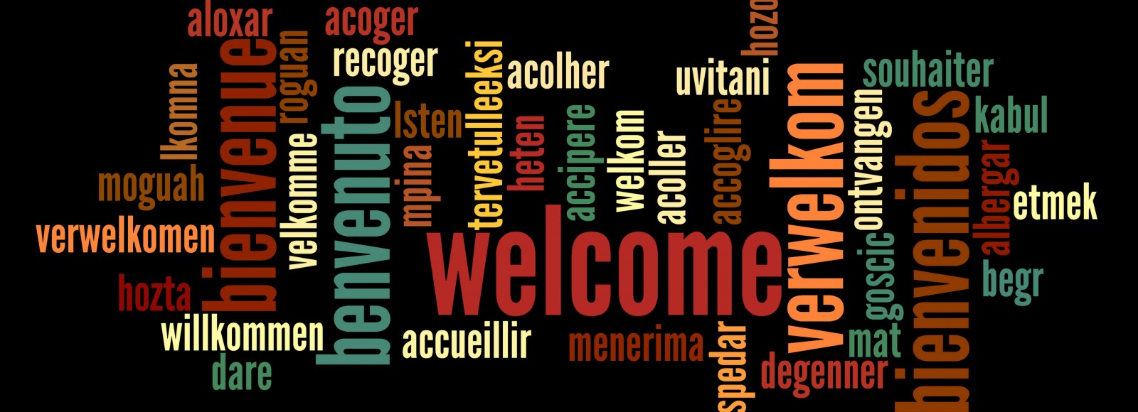 Welcome-in-various-languages